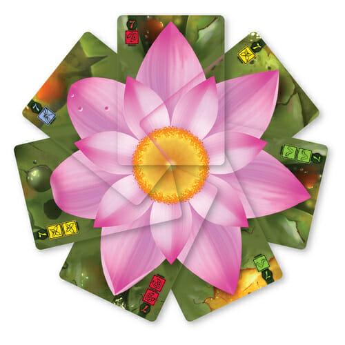 lotus jeu de societe 2+