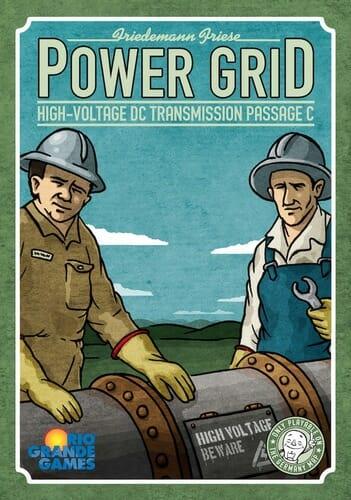 power grid jeu