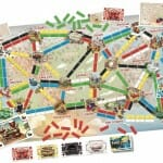 ticket to ride first journey materiel jeu