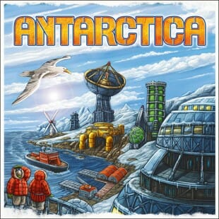 Antarctica, l'âge de glace