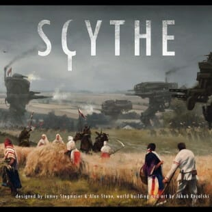 Scythe : fauché comme le buzz ?