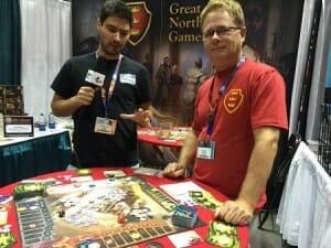GENCON 2016 jeu de societe (4) council of blackthorn