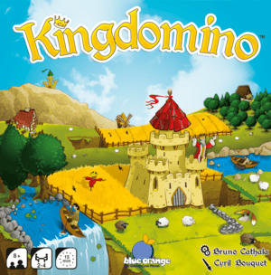 Kingdomino jeu de societe