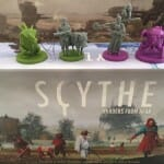 Scythe Invaders from Afar jeu de societe