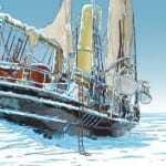 TIME STORIES expedition endurance illu