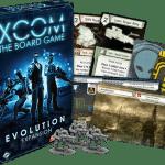XCOMThe Board Game extension jeu de societe