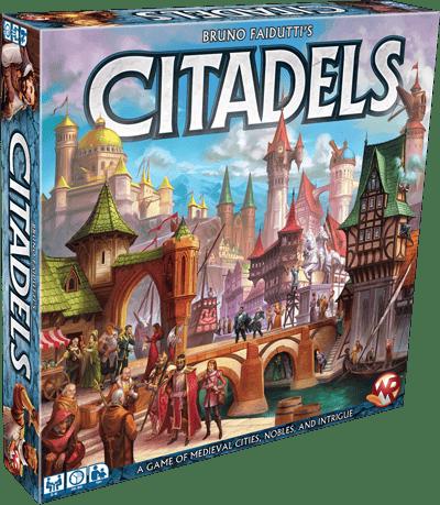 citadelles jeu de societe nouvelle édition