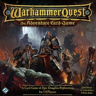 Warhammer Quest le jeu de cartes – je crawle, tu crawles…