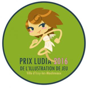 Les finalistes du prix Ludia