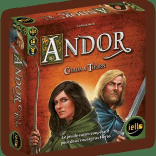 Andor pour les couples : Chada et Thorn