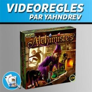 Vidéorègles – Alchimistes