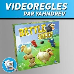 Vidéorègles – Battle Sheep