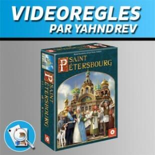 Vidéorègles – Saint Pétersburg