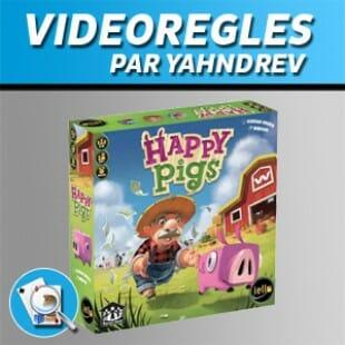 Vidéorègles – Happy Pigs