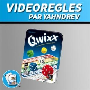 Vidéorègles – Qwixx
