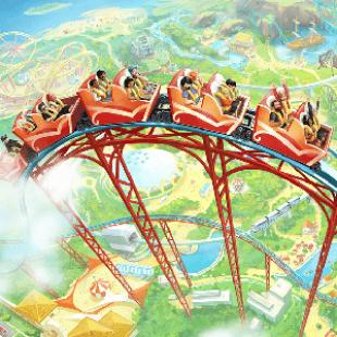 Unfair : le bonheur est dans le parc… d'attraction !