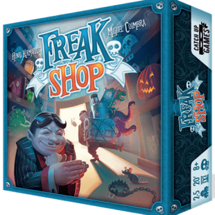 Le test de Freak Shop