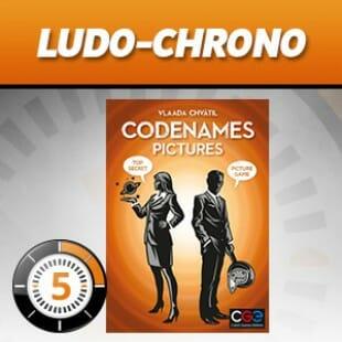 LudoChrono – Codenames Pictures
