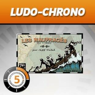 LudoChrono – Les naufragés du titanic