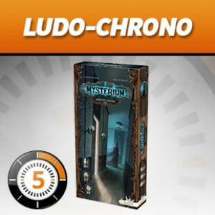 LudoChrono – Mysterium Hidden Signs