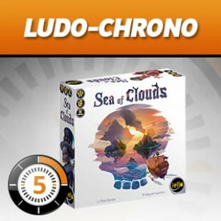 LudoChrono – Sea of clouds