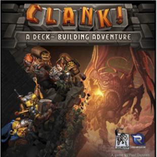 Clank! du deckbuilding sur un plateau