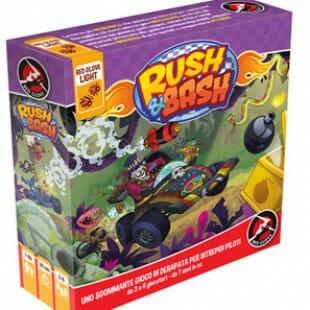 Rush and Bash, sur les chapeaux de roues
