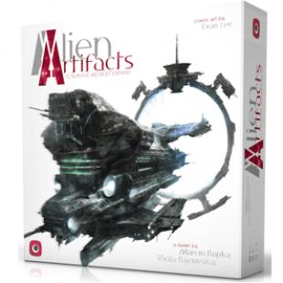Alien Artifacts, du neuf chez Portal