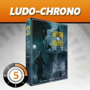 LudoChrono – Watson & Holmes