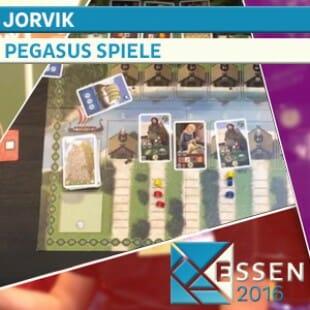 Essen 2016 – Jeu Jorvik – Eggertspiele Spiele – VOSTFR