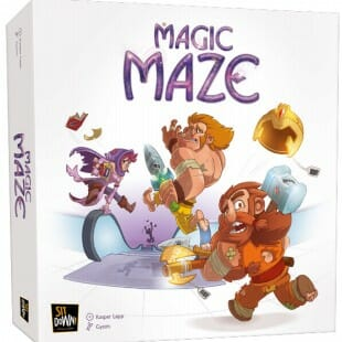 Le test de Magic Maze