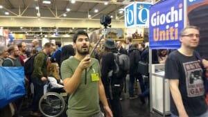 Tournage d'une vidéo 360°