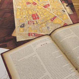 Sherlock Holmes Detective Conseil et Jack l'Éventreur