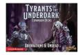 'Aberrations & Undead' une extension pour Tyrants of the Underdark