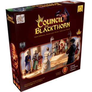 Council of Blackthorn : conseil d'amis !