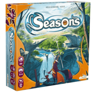 Seasons, le générateur de cartes officiel
