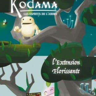 KODAMA: LES ESPRITS DE L'ARBRE – EXTENSION FLORISSANTE