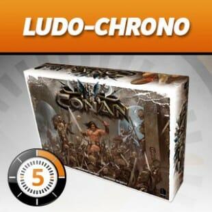 LUDOCHRONO – Conan