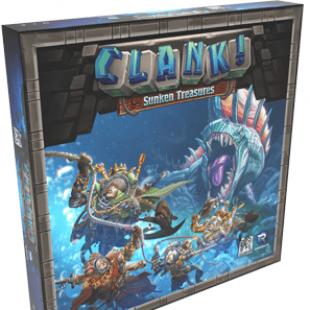Clank! revient avec Sunken Treasures