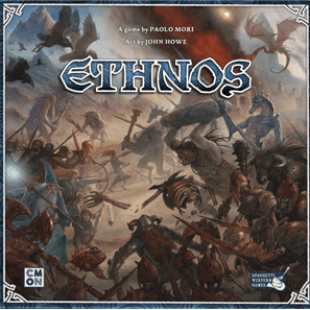 Ethnos, le nouveau Paolo Mori chez CMON