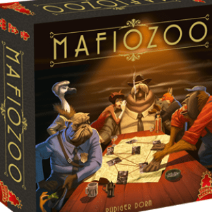 Zoom sur Mafiozoo, le Super Meeple qui a du chien