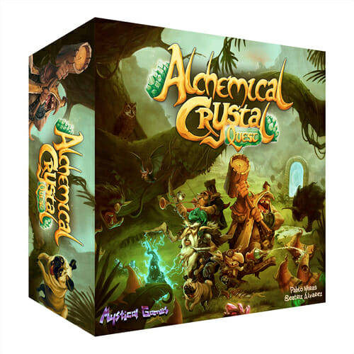 Alchemical Crystal Quest (2nd Edition)