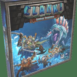 Le test de Clank! Sunken Treasures