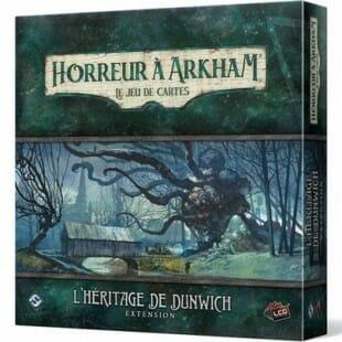 Horreur à Arkham JCE : Héritage de Dunwich