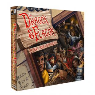 The Dragon & Flagon : un bar pas très tender