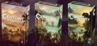 century-trilogie