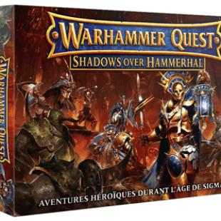 Games Workshop revient sur Warhammer Quest et Talisman