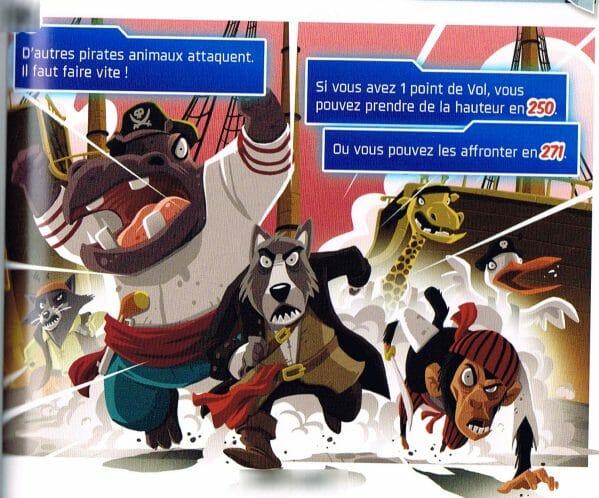 BD dont vous etes le hero-makaka-Mystery-ludovox-jeu de société (5)