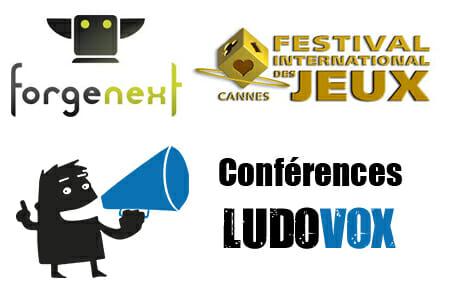 COV conferences ludovox Cannes