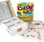 Color Addict-France Cartes-MAteriel-Jeu de societe-ludovox